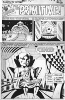 LIEBER, LARRY - Tales To Astonish #51 pg 1, splash, Tales of Watcher,  Comic Art