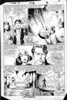 BYRNE, JOHN / ORDWAY - Fantastic Four #278 pg 8, Dr Doom's origin Comic Art