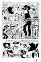 EVERETT, BILL - Kid Colt Outlaw #90  Desperado  2up pg 2, Marvel/Atlas, 1960 Comic Art