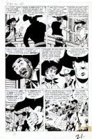 EVERETT, BILL - Kid Colt Outlaw #90  Desperado  2up pg 4, Marvel/Atlas, 1960 Comic Art
