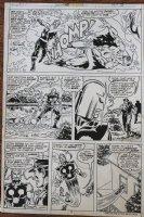 BUSCEMA, SAL - Nova #10 pg 3,  Comic Art
