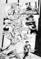 WRIGHTSON, BERNI - Punisher POV #2 pg 32, Punisher Comic Art