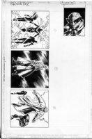 CASE, RICHARD - Morrison's Doom Patrol & Rebus profile page 2 Comic Art