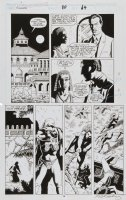 GULACY, PAUL - Marvel Comics Presents #70 pg 14, Shanna SheDevil, 1991 Comic Art