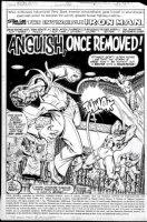 ROMITA, JOHN JR, BOB LAYTON - Ironman #116 pg 1 splash, Madame Masque, Stark vs Animan Comic Art