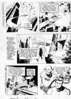 MANNING, RUSS- Magnus Robot fighter #2 pg 10, Magnus in robot factory Comic Art