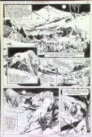 GARCIA LOPEZ, JOSE LUIS - Weird Western Tales #38 pg 2, Jonah Hex Story - White Wolf Comic Art