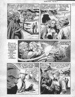 SPARLING, JACK - Vampirella #8 pg 2 / Annual #1- Snake Woman Comic Art