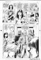 DEODATO, MIKE - Wonder Woman #94 pg, WW new costume Comic Art