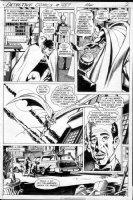 GIORDANO, DICK / ADAMS assist - Detective Comics #457 pg Comic Art