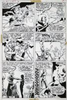 PLOOG, MIKE - Marvel Spotlight #6 pg 30, 2nd Ghost Rider Comic Art
