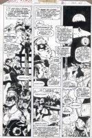 GOLDEN, MIKE P/I - Marvel Classics Comics #28 pg 41 - party scene,  Poe story Comic Art