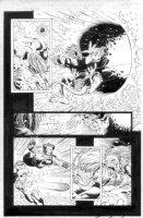 CHEN, SEAN - Wolverine #172 page 19 Comic Art