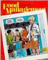 ADAMS, NEAL / DICK AYERS - Food Magazine, REF  1977 Comic Art