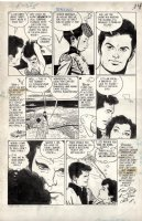 TOTH, ALEX - INTIMATE LOVE #21 pg 5,  Comic Art