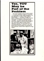 TOTH, ALEX - SSAM Military Newspaper Sunday Illo #4, Locker-room & Pinup  1981 Comic Art