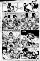 COCKRUM, DAVE - Batman #410 pg 18, Batman, Two-Face, 1st Robin / Jason Todd Comic Art