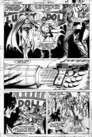 COCKRUM, DAVE - Batman #410 pg 19, Batman, Two-Face, 1st Robin / Jason Todd Comic Art