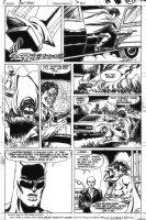 COCKRUM, DAVE - Batman #410 pg 21, Batman, Two-Face, 1st Robin / Jason Todd Comic Art
