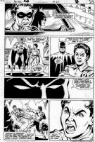 COCKRUM, DAVE - Batman #411 pg 16, Batman, 2nd Robin / Jason Todd Comic Art