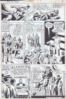 COCKRUM, DAVE / DICK DILLIN - World Finest #218 pg 8, Batman & Superman Comic Art