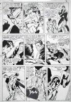 HECK, DON - Iron Man #26 pg 2, Iron Man vs Happy Comic Art