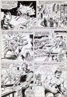 SEVERIN, MARIE / HERB TRIMPE - Tales to Astonish #94 2up pg 6, Hulk, Thor origin, High Evolutionary 1967 Comic Art