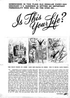 ELDER, BILL / KURTZMAN layouts - Mad Magazine #24 (1st issue), huge pg 2 of 9 page story Comic Art