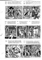 ELDER, BILL / KURTZMAN layouts - Mad Magazine #24 (1st issue), huge pg 6 of 9 page story Comic Art