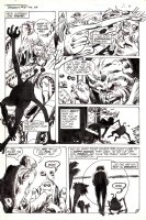 SEKOWSKY, MIKE - DNAgents #18 pg 24 Comic Art