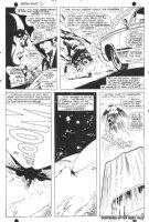 COLAN, GENE - Captain Marvel #2 pg 9  Comic Art