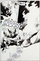 COLAN, GENE / AL WILLIAMSON - Marvel Comics Presents #103 pg 7 Wolverine & Nightcrawler Comic Art