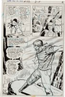 CARDY, NICK / BOB BROWN - Brave and Bold #99 pg 15, Batman & Flash Comic Art