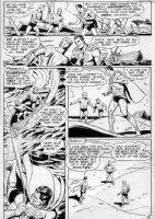 COSTANZA, PETE - Superman's Pal Jimmy Olsen #115 pg 9, Superman & Aquaman Comic Art