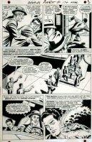 COSTANZA, PETE - Worlds Finest #174 pg 3, Superman, Clark Kent, Bruce Wayne Comic Art