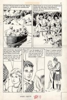 CRANDALL, REED - Classics Ill  Freedoms Cause  pg 37, Braveheart story Comic Art