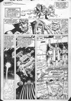 LAYTON, BOB - Hercules #2 page 6 Comic Art