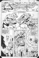LAYTON, BOB - Hercules #4 page 12 Comic Art
