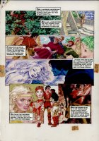 Morrow, Gray - Missile Command - DC graphic Novel #8 unpublished story pg 12  Comic Art