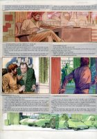 Gray Morrow - The Illustrated Roger Zelazny- Rose story,  page 86- 1978 Comic Art