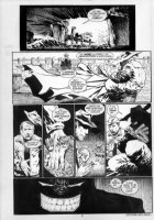 KIETH, SAM - Wolverine MCP #85 story pg 8 of 8, title Comic Art