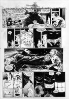 KIETH, SAM - Marvel Comics Presents #85 pg 1 of complete 8 page story Comic Art