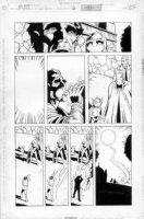 McMANUS, SHAWN - Dr Fate #6 pg 23 Comic Art
