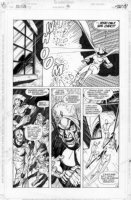 McMANUS, SHAWN - Dr Fate #9 page  Comic Art