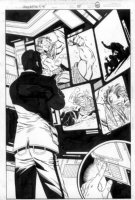 McMANUS, SHAWN - Generation X #35 pg 41 Comic Art