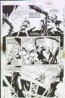McMANUS, SHAWN - The Dreaming #39 pg 22, Lucius & elves Comic Art