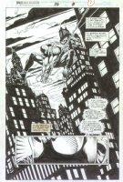 McMANUS, SHAWN - Spider-Man Unlimited #10 pg 1 splash, Spidey Comic Art
