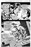 McMANUS, SHAWN - Spidey-Punisher #1 pg 13 Comic Art