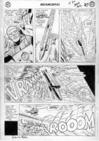 FRADON, RAMONA - Metamorpho #1 page 29- twice-up size 1st issue Comic Art