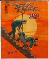 KALUTA, MIKE - Books of Magic #54 painted cover with logo overlay, Tim Hunter Comic Art